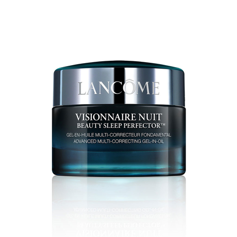 Visionnaire Nuit Beauty Sleep Perfector Gel en Huile Multi correcteur Fondamental Lissage - Elasticite - Eclat - Cream Huille