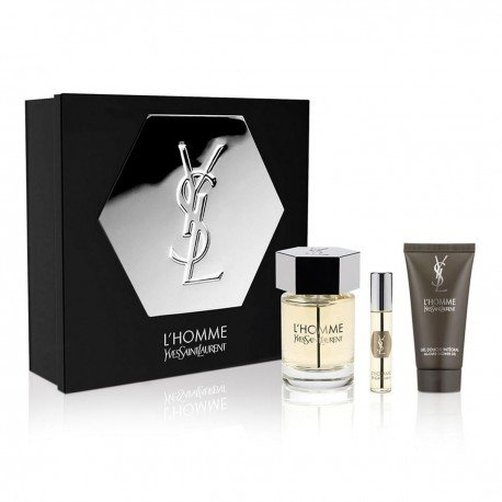L'Homme Edt 100 ml + after shave + perfumero mini - Eau de toilette