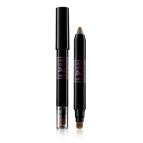 Monsieur Big Brow Crayon sourcils Intense 01 Blonde - Crayon