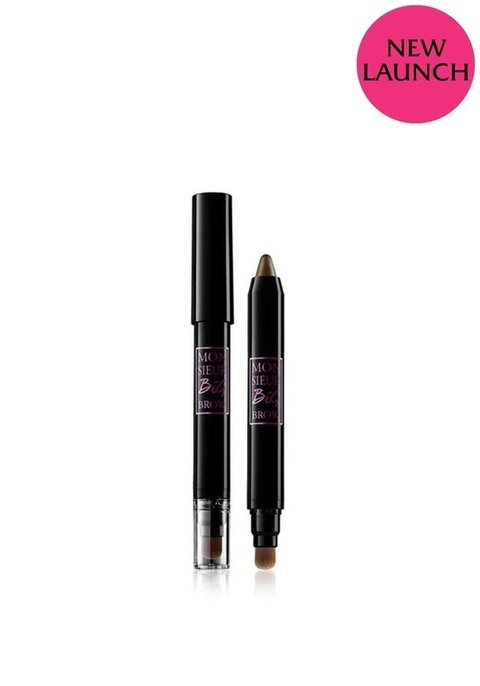 Monsieur Big Brow Crayon sourcils Intense 02 Blonde - Crayon