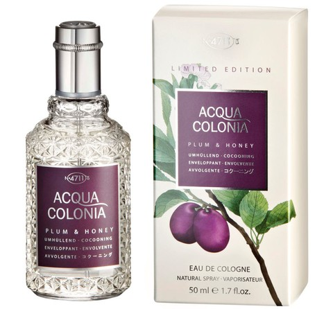 4711 Acqua Colonia Plum & Honey - Eau de cologne