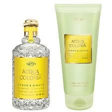 4711 Acqua Colonia Lemon EDC 170 ml + shower Gel 200 ml - Eau de Cologne