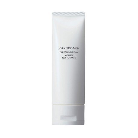 Shiseido Men Mousse Nettoyant - Mousse