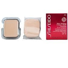 Shiseido Sheer Matifying Compact (Refill) Long Lasting Oil Free Fundation I 20 - Compacto
