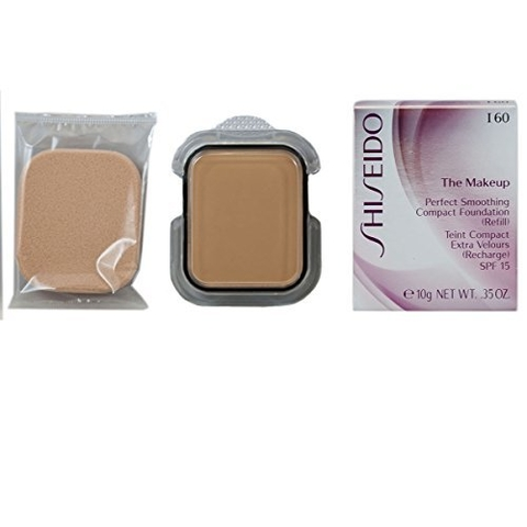 Shiseido The Makeup Perfect Smoothing Compact Fundation (Refill) Broad Spectrum SPF 16 B 40 - Compacto