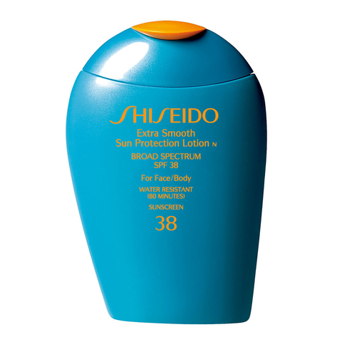 Shiseido Sun protection Lotion Face & Body SPF38 - Fluido