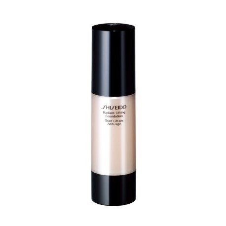 Shiseido Radiant Lifting Foundation Firming and Anti Wrinkle SPF 17 Natural Light Ivory I 20 - Fluido