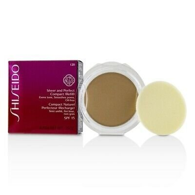 Shiseido Sheer And Perfect Refill - I20 - Compacto