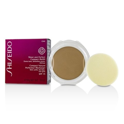 Shiseido Sheer And Perfect Refill - O40 - Compacto