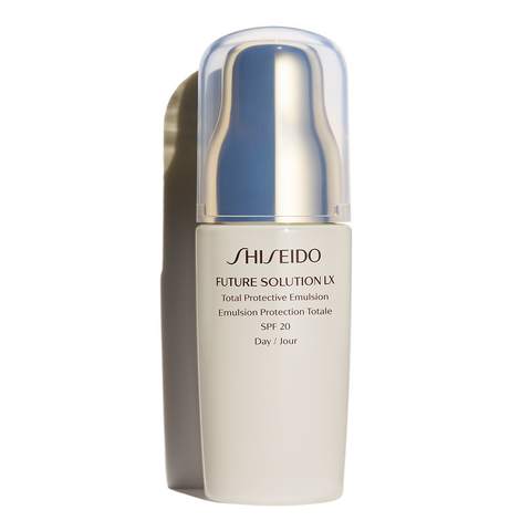 Shiseido Future Solution LX Total Protective Emulsion SPF20 - Emulsion