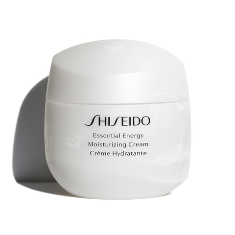 Shiseido Essential Energy Moisturizing Cream - ReNeura Techology - Crema