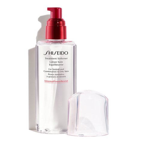 Shiseido Treatment softener -  Lotion soin Equilibrante - Piel normal a mixta - Locion