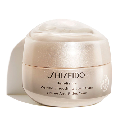 Shiseido Benefiance Wrinkle Smoothing Eye Cream- ReNeura Technology - Crema