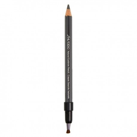 Shiseido Natural Eyebrow Pencil Natural Black GY 901 - Barra