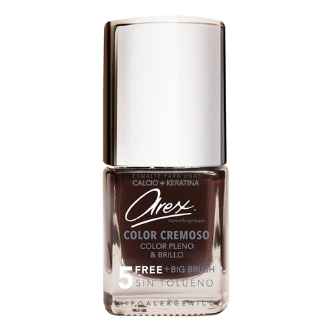 Esmalte Color Cremoso 821 Intense Brown - Liquido
