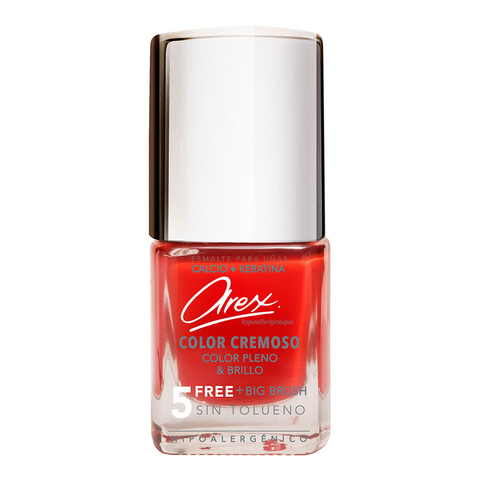 Esmalte Color Cremoso 823 Orange Pop - Liquido