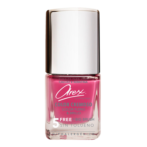 Esmalte Color Cremoso 824 Pink Pop - Liquido