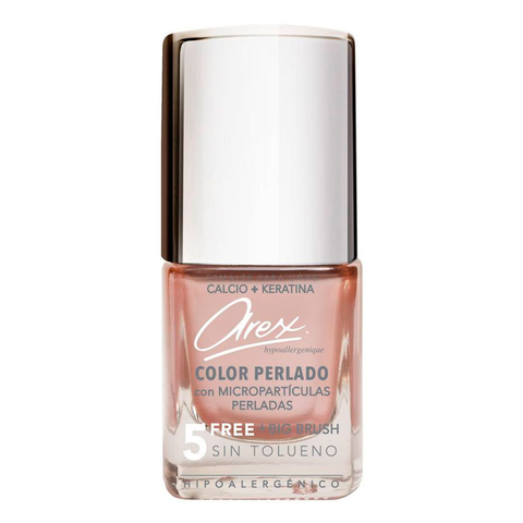 Esmalte Color Perlado 410 Pearly Peach - Liquido