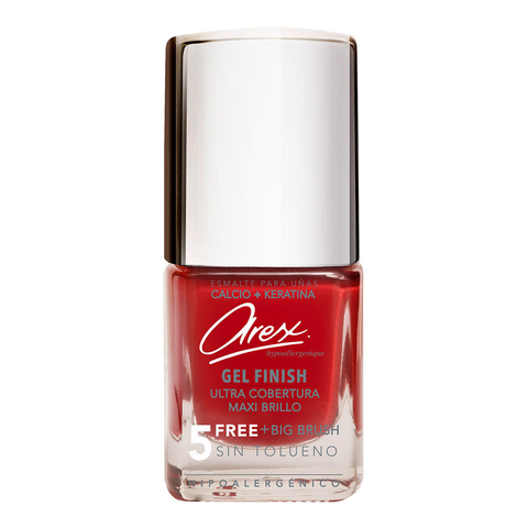Esmaltes Gel Finish 893 Star Red - Liquido