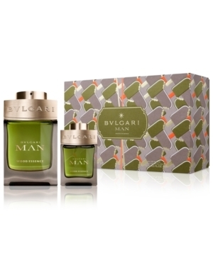 Bvlgari Man Wood Essence Edp 100 ml + Edp 15 ml - Eau de Parfum