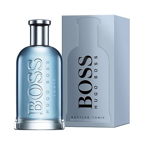 Boss Bottled Tonic - Eau de Toilette