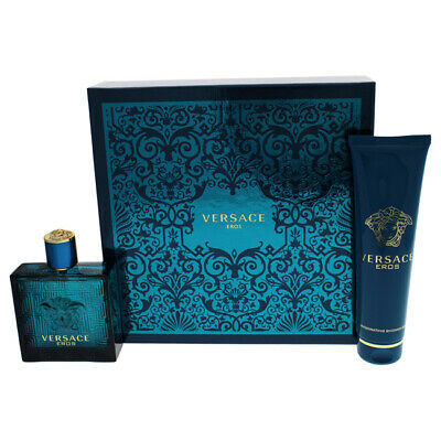 Versace Eros EDT 100 ml + Shower Gel 150 ml - Eau de Toilette