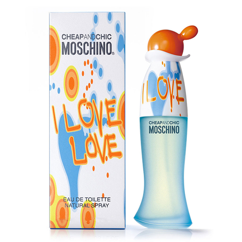Cheap & Chic Moschino I Love Love - Eau de Toilette