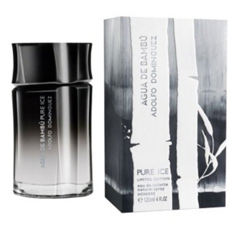 Agua de Bambu Pure Ice Men - Eau de toilette