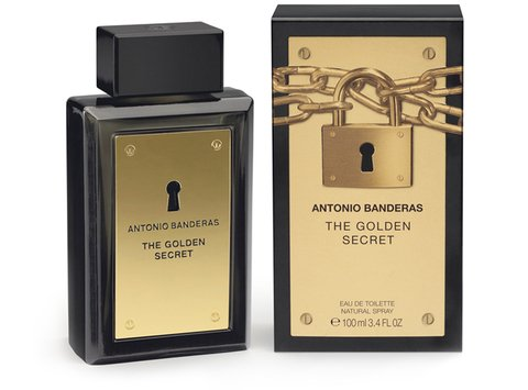 The Golden Secret - Eau de Toilette