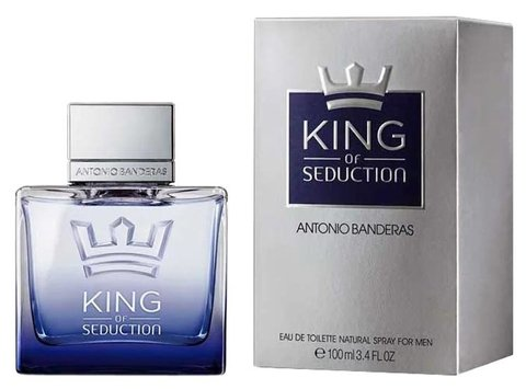 King of Seduction - Eau de toillete