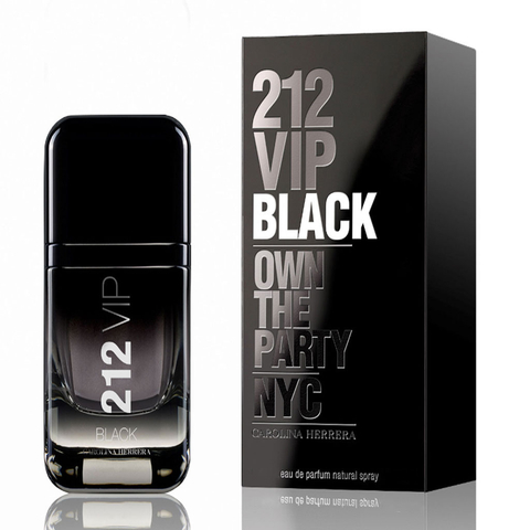 212 Vip Black Men - Eau de Parfum