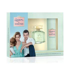 Queen of Seduction Edt 80 ml + Deodorant 150 ml - Eau de Toilette