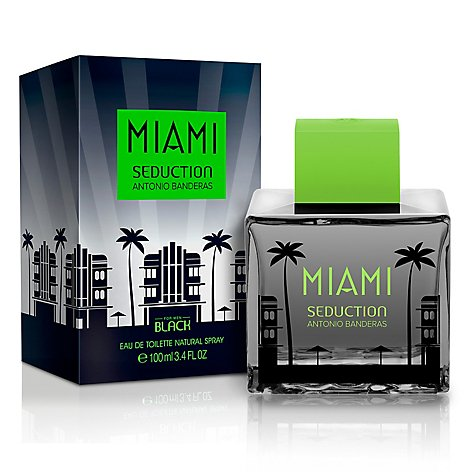 Seduction In Black Miami - Eau de toilette
