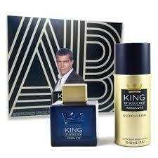 King of Seduction Absolute Edt 50 ml + Deodorant 150 ml - Eau de Toilette