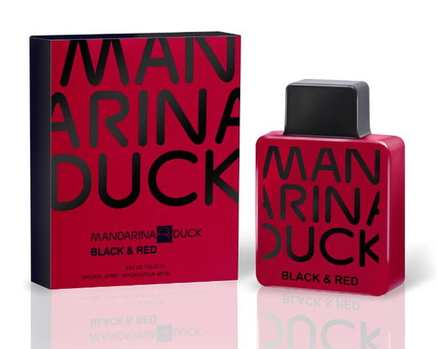 Mandarina Duck Black & Red - Eau de Parfum