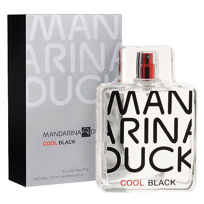 Mandarina Duck Cool Black - Eau de Toilette