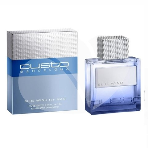Custo Blue Wind for Man - Eau de Toilette