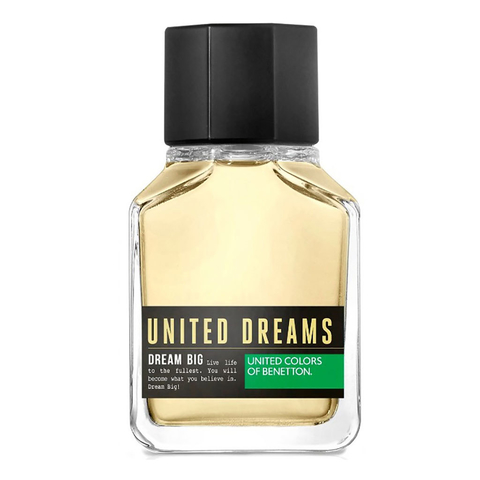 Benetton Dream Big Men - Eau de Toilette