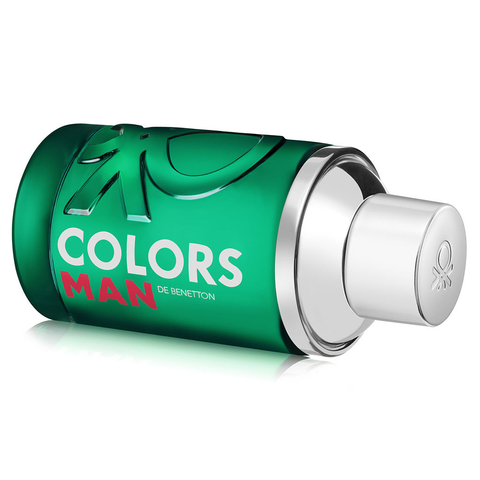 Colors Man Green - Eau de Toilette