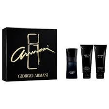 Armani Code Edt 50 ml + After Shave 75 ml + Shower Gel 75 ml - Eau de Toilette