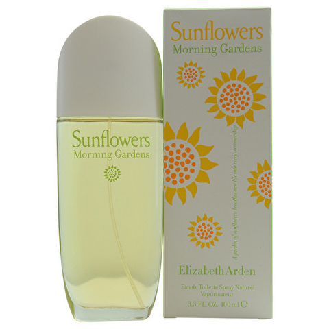 Sunflowers Mornig Gardens - Eau de Toilette