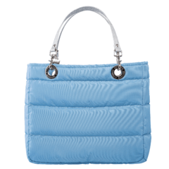 OUTLET SKY BLUE SUNDAR SHOULDER BAG