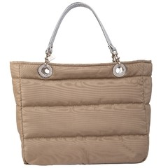 BEIGE SUNDAR ZIPPER BAG