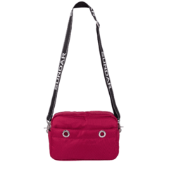 LAURA CROSSBODY, GRANATE