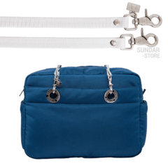 Image of COBALT BLUE SUNDAR CROSSBODY MEDIUM