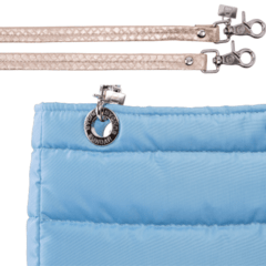 Image of OUTLET SKY BLUE SUNDAR SHOULDER BAG