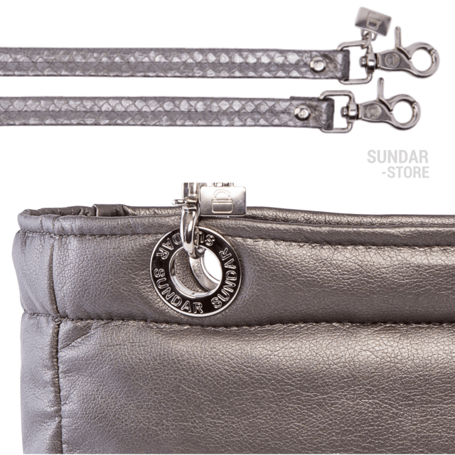 PYRITE SUNDAR, TOP ZIPPER, SHOULDER BAG - Bolsas Sundar - Sundar Store