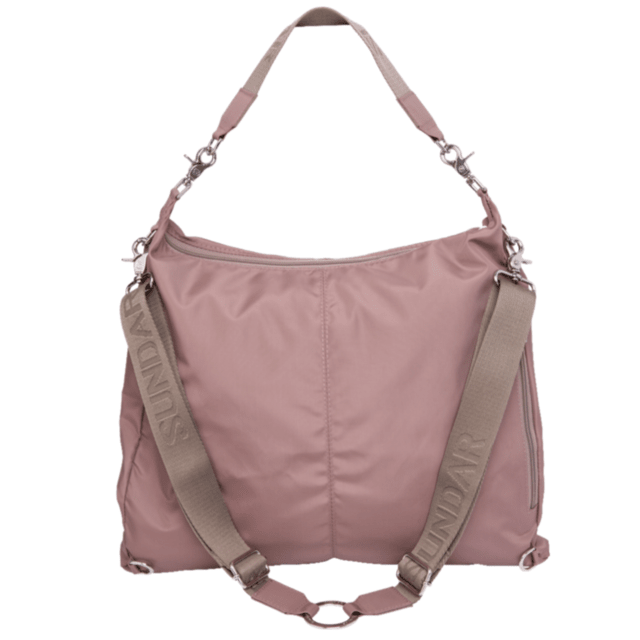 IRENE - SHOULDER BAG, BACKPACK AND CROSSBODY, SAND