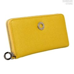 YELLOW WOMAN WALLET
