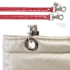 OUTLET GOLD SUNDAR, SHOULDER BAG - Bolsas Sundar Originales